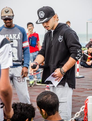 حسين الموسوي مقدم البطولة